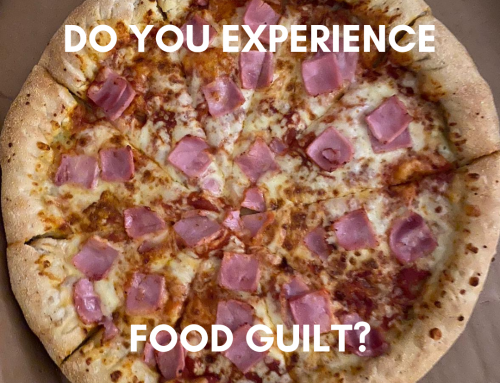 Do You Experience Food Guilt?